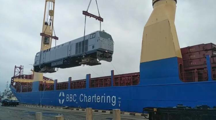 НАБУ занялось поставкой локомотивов General Electric