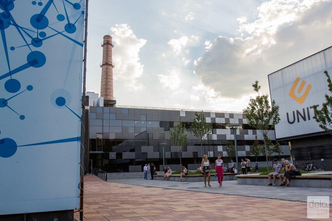 Оставшуюся территорию Киевского мотоциклетного завода застроят жилкомплексами