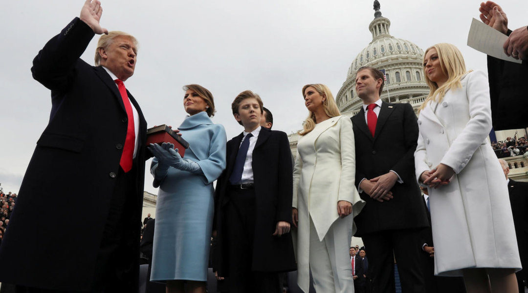 Политолог из США помог украинскому олигарху приобрести билеты на инаугурацию Трампа — NYT