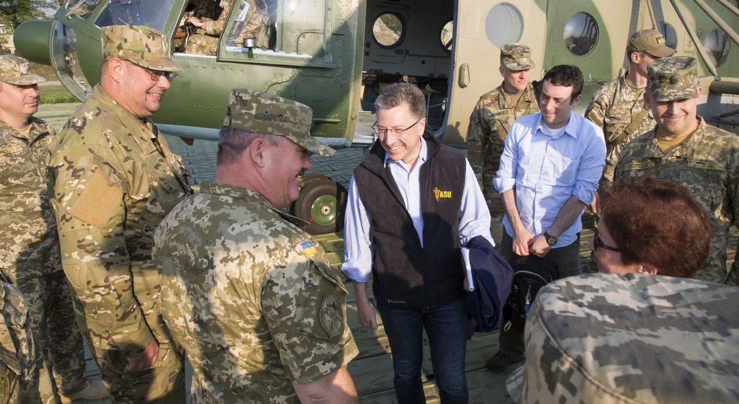 США готовы увеличить поставки оружия Украине — Волкер