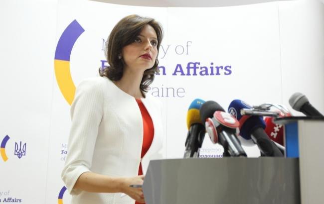 Украина передаст обращение в ОЗХО о химических выбросах в оккупированном Крыму