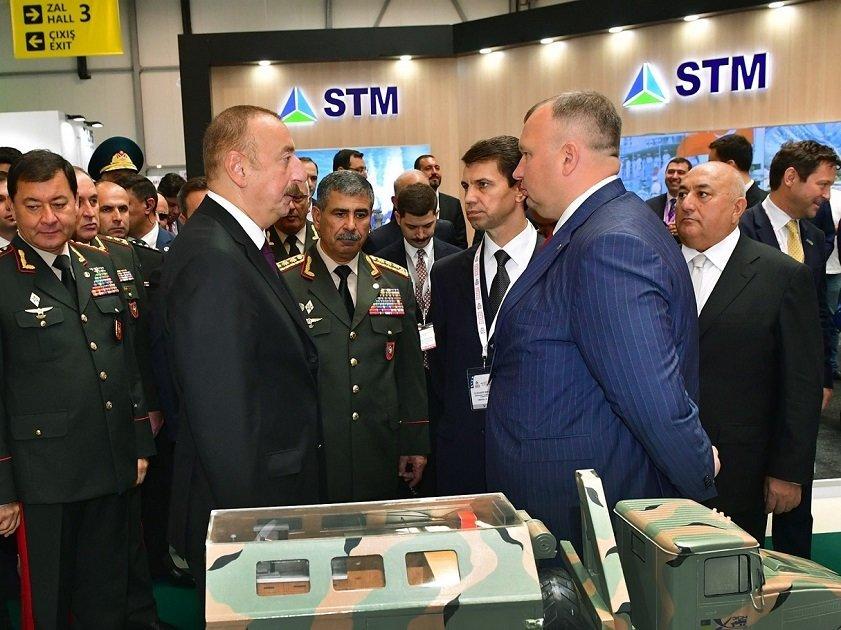 """""""Укроборонпром"""" предложил Азербайджану совместное производство военной техники"""